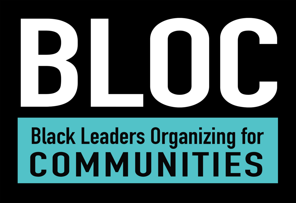 Black Leaders Organizing for Communities logo